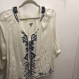Boho Urban Outfitters Shirt